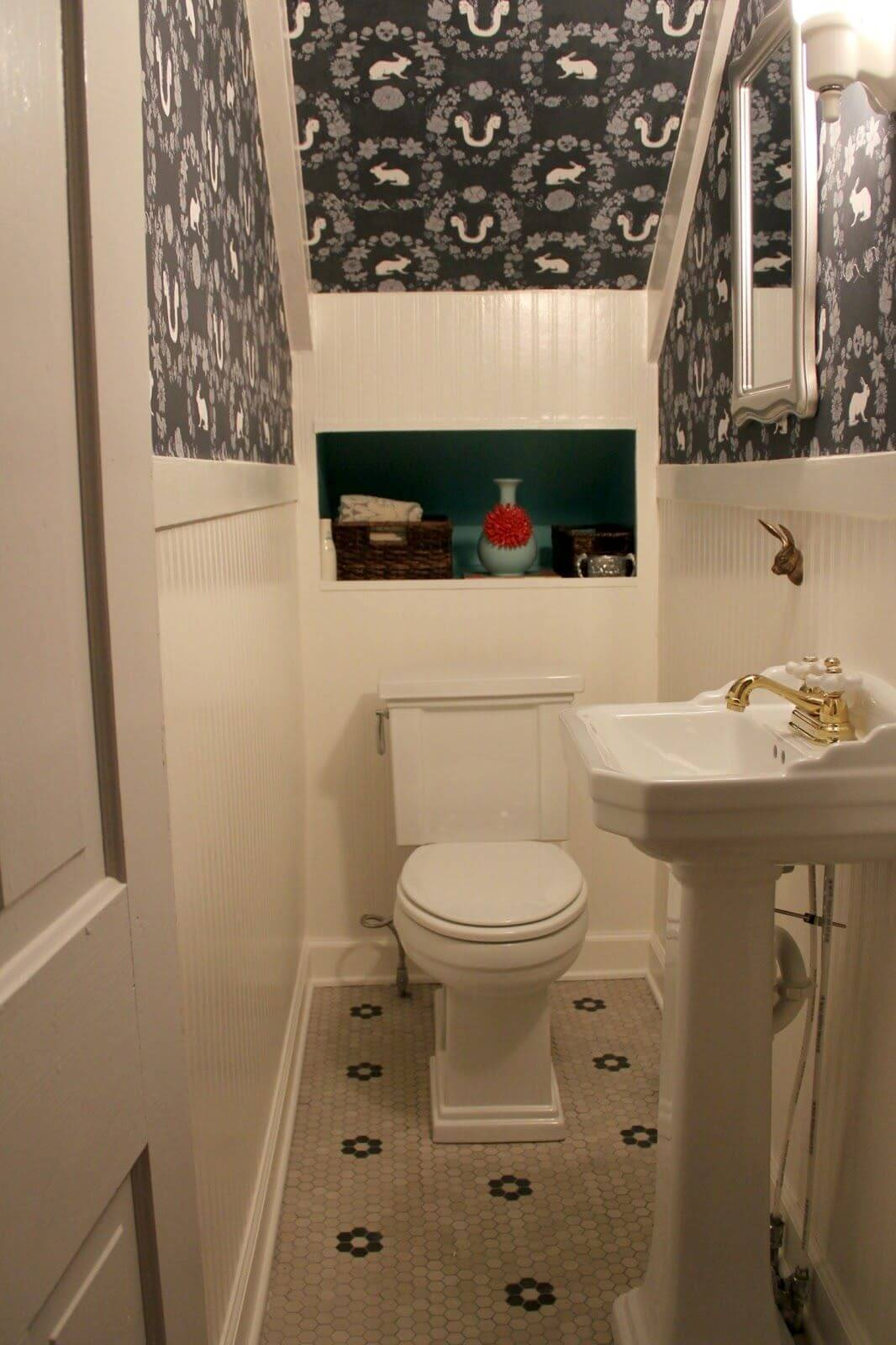 Toilet Room Designs: 18 Best Powder Room Ideas And Designs For 2020