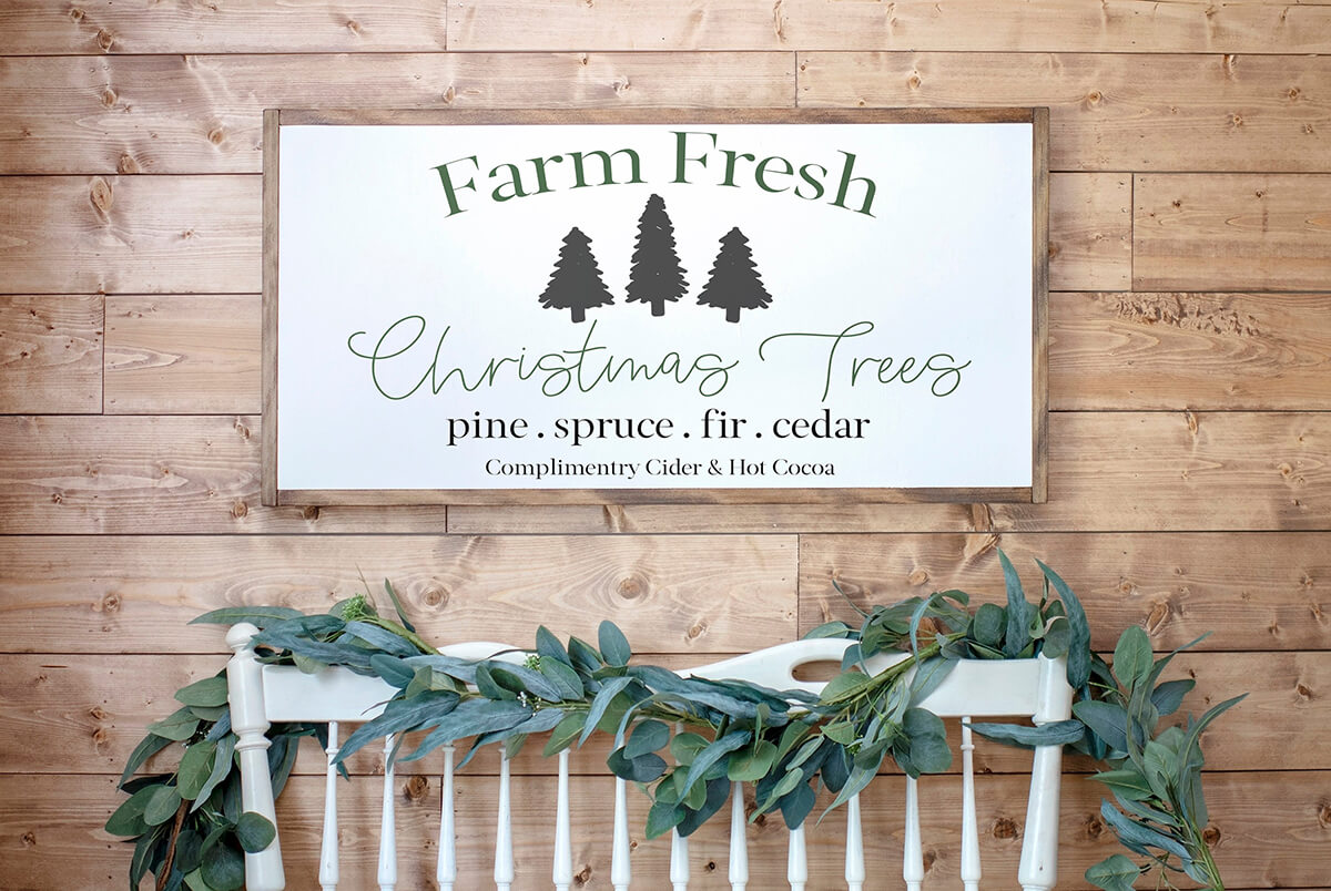 26 Best Christmas Wood Sign Ideas And Designs For 2021