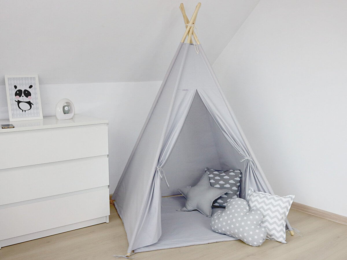 Nursery Decor Teepee for Child's Room