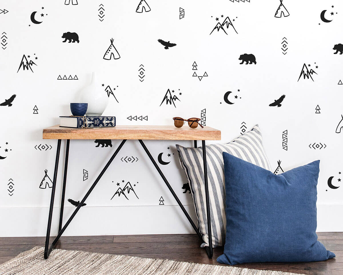Bringing the Outdoors In Wall Decals