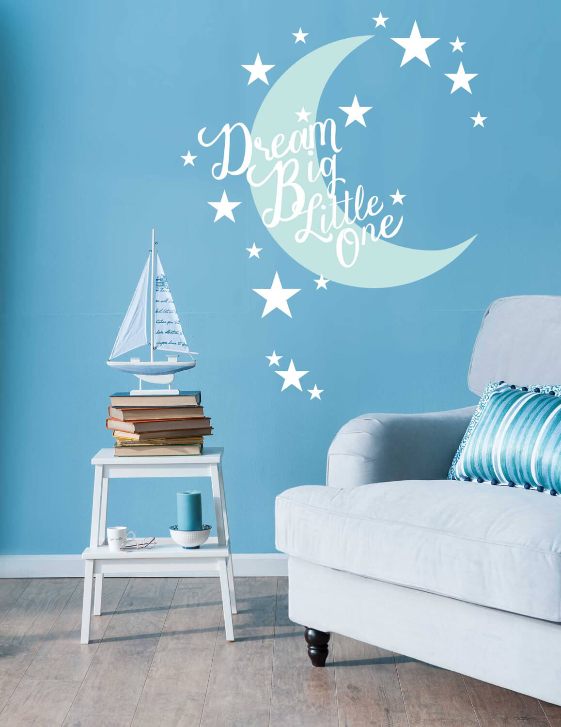 Night Sky in the Nursery Sticker