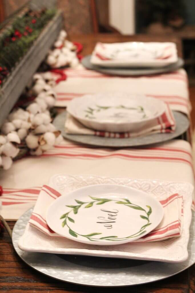 Don't Be Shy: Bring out the Christmas Plates