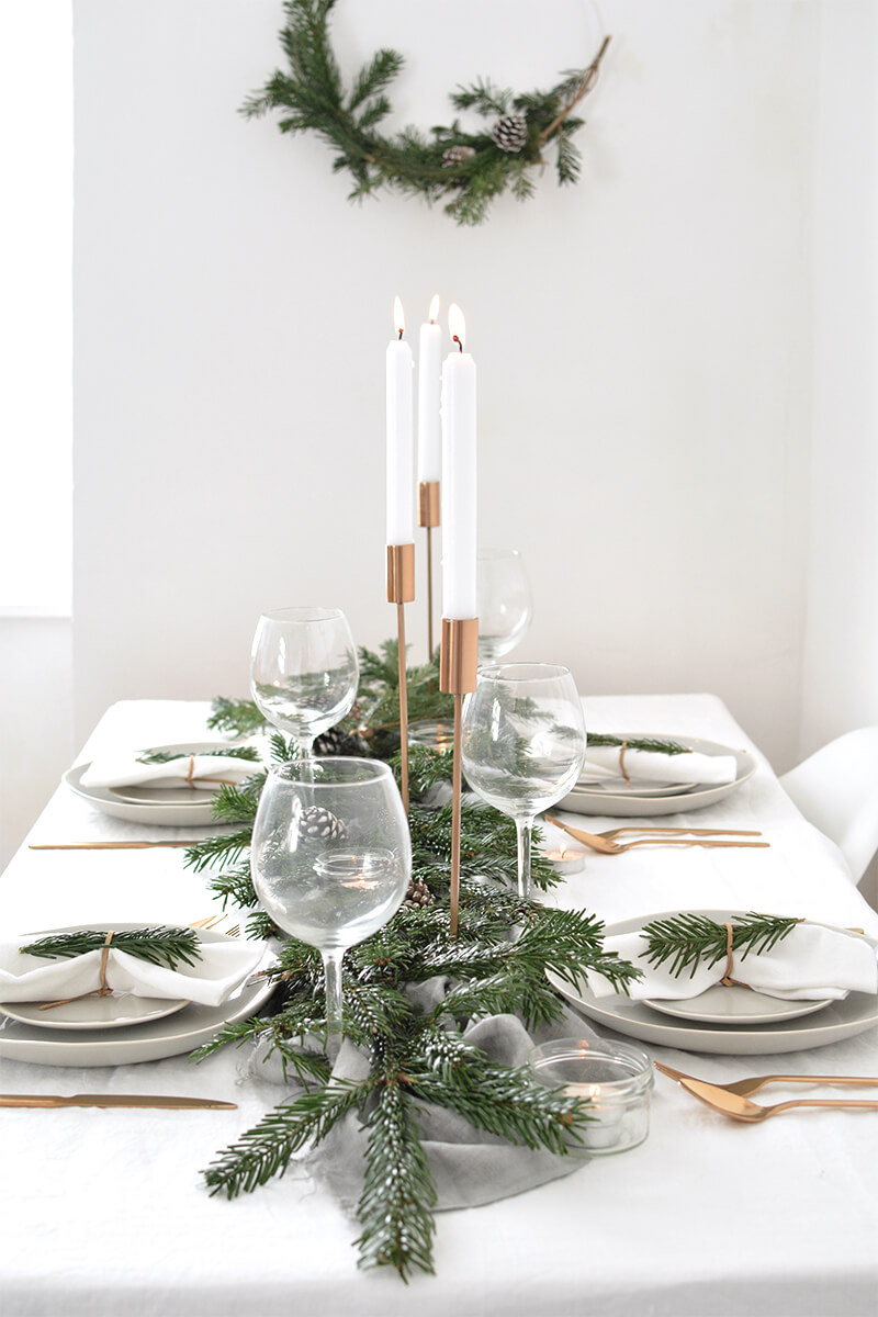An Arrangement of Pure and Simple Elegance