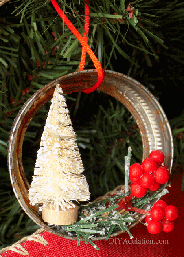 26 Best Rustic Diy Christmas Ornament Ideas And Designs For 2018