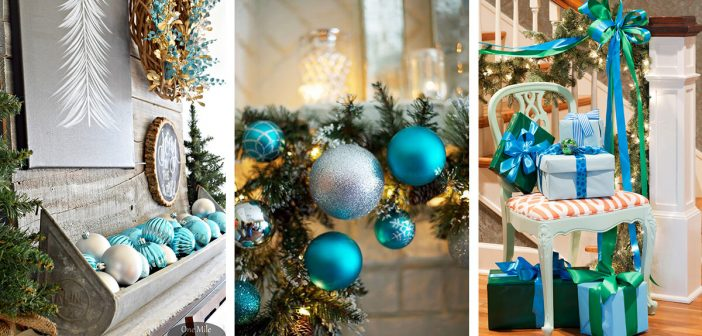 9 Best Blue Christmas Decor Ideas and Designs for 9
