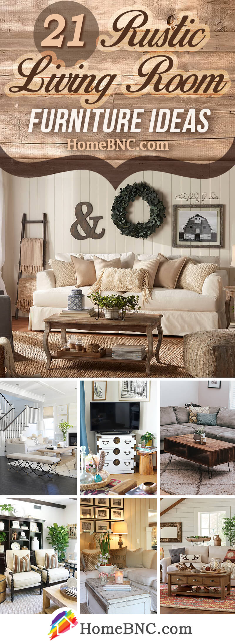 21 Best Rustic Living Room Furniture Ideas And Designs For
