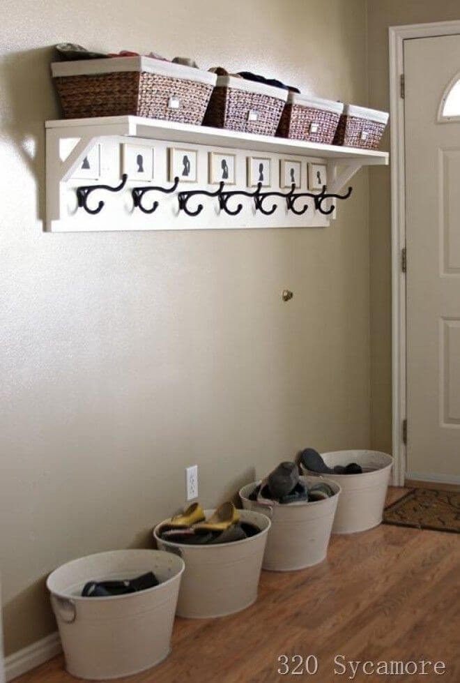 Easy Bins to Match your Décor