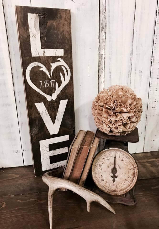 Rustic Shabby Chic Style Décor