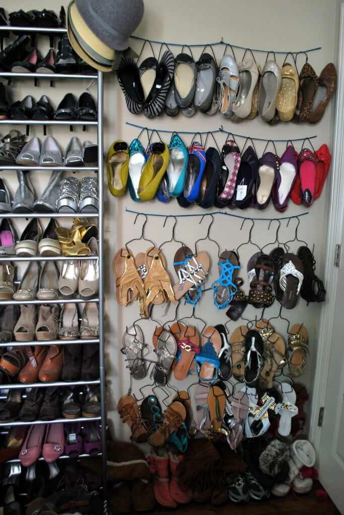 See Every Shoe Multi-Styled Display