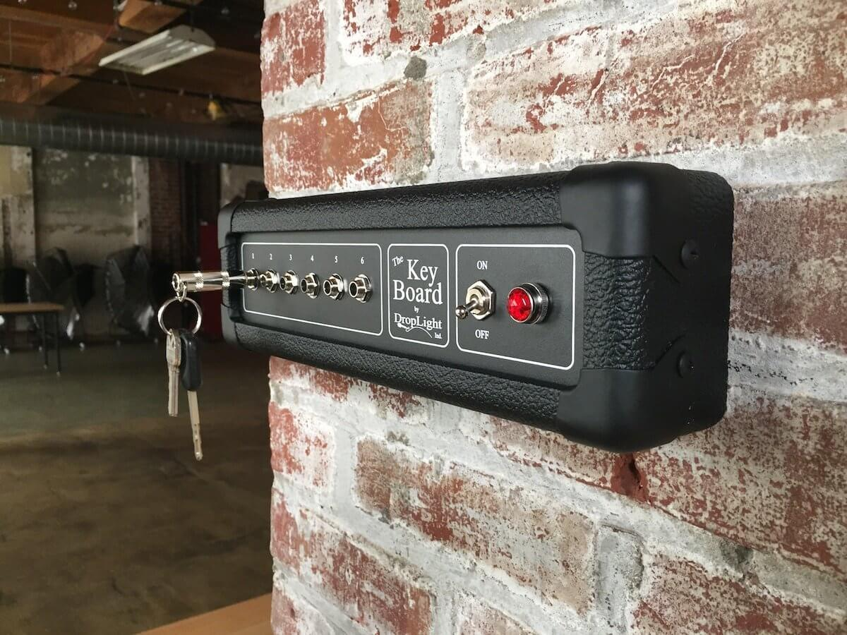 Guitar Amp Key Rack