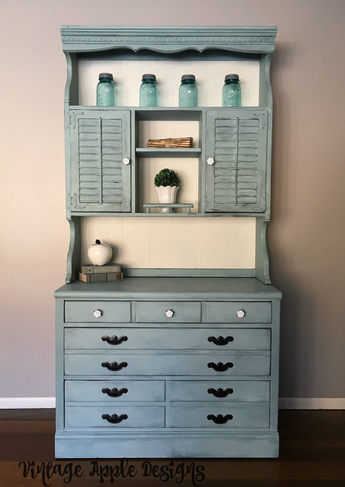 Using Grey-Blue Paint Can Promote Soothing