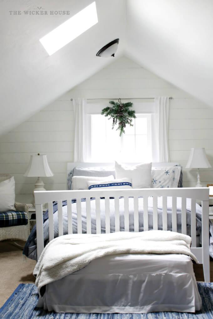 A Subtle Hue of Blue Bedroom Inspiration