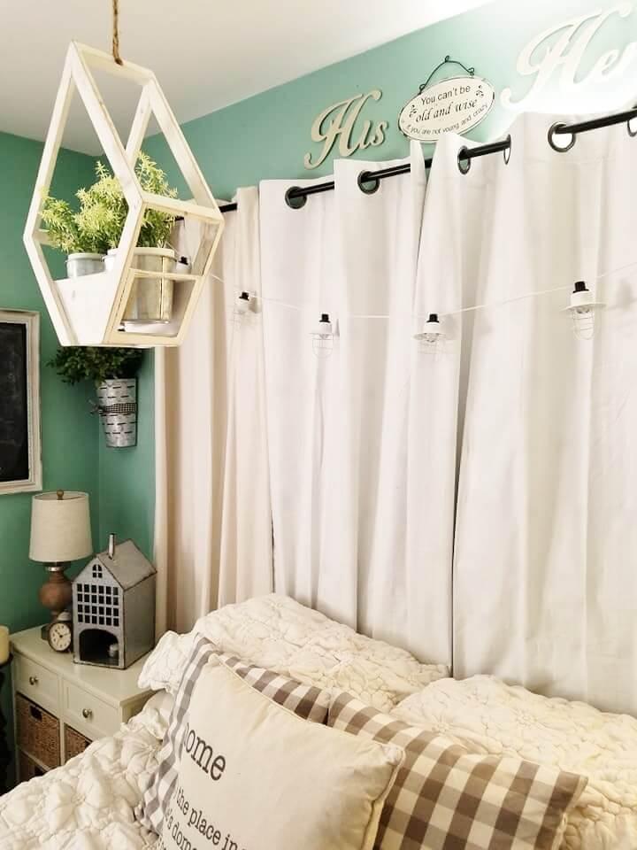 Comfy, Cozy & Country Bedroom Design