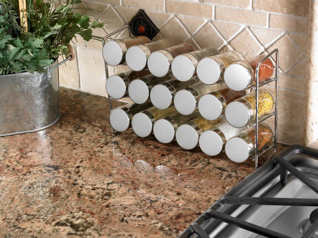 Spice Rack for the Holidays