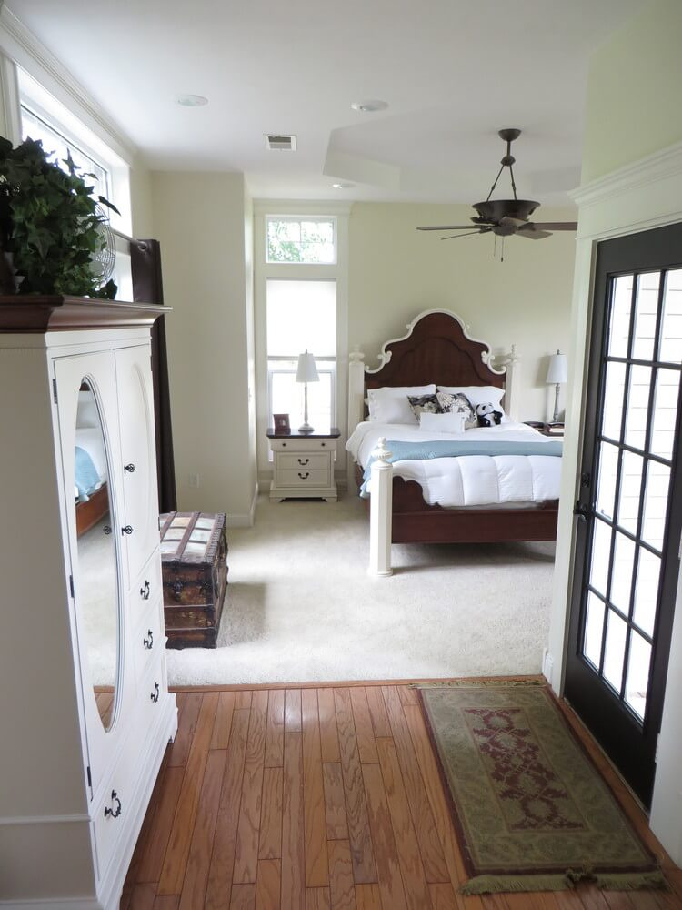 Update Your Master Bedroom with Repurposed Furniture