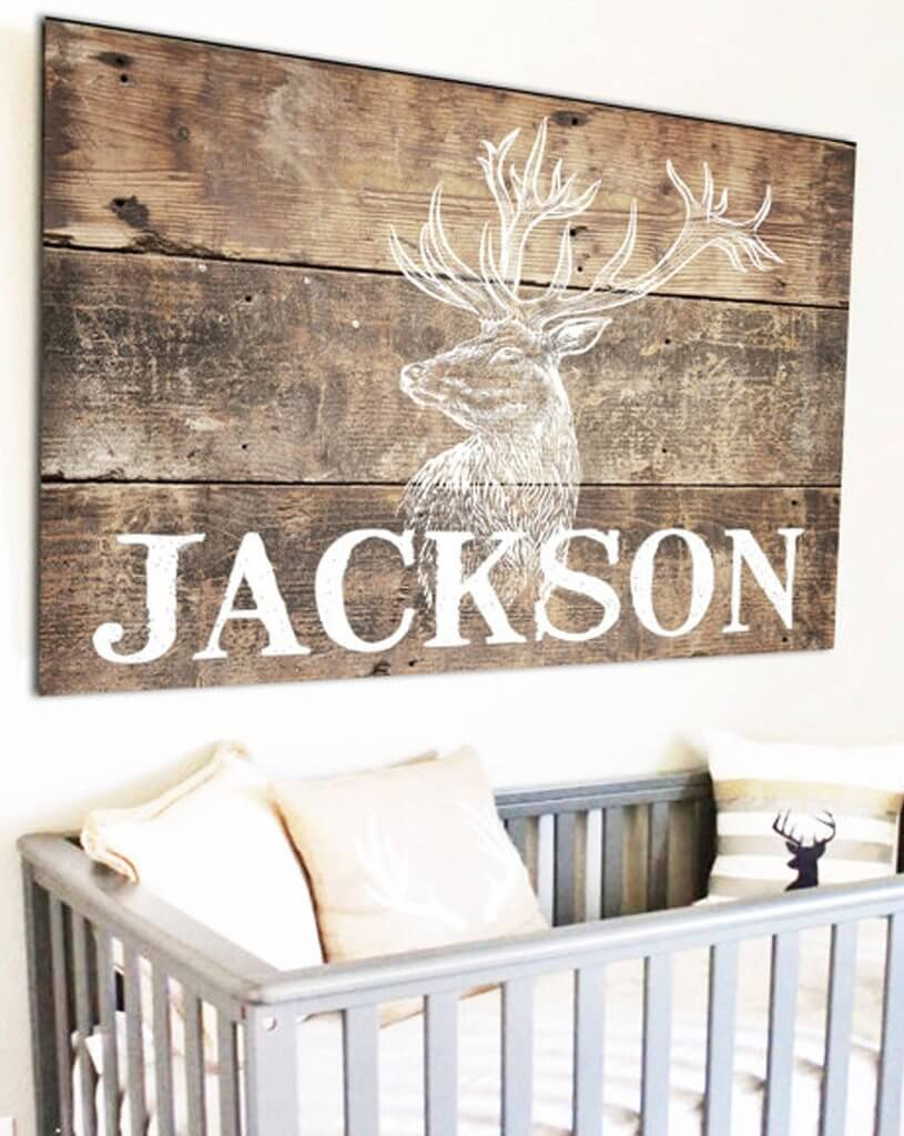 Charmingly Rustic Nursery Retreat for Every Style