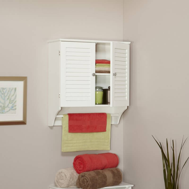 Leblanc Wall Mounted Cabinet for Your Bathroom