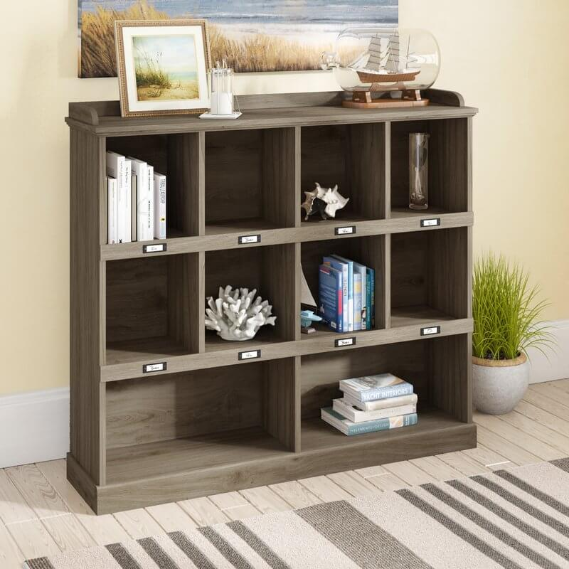 Stylish Bower Cube Unit Bookcase
