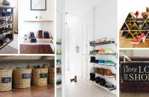Entryway Shoe Storage Designs