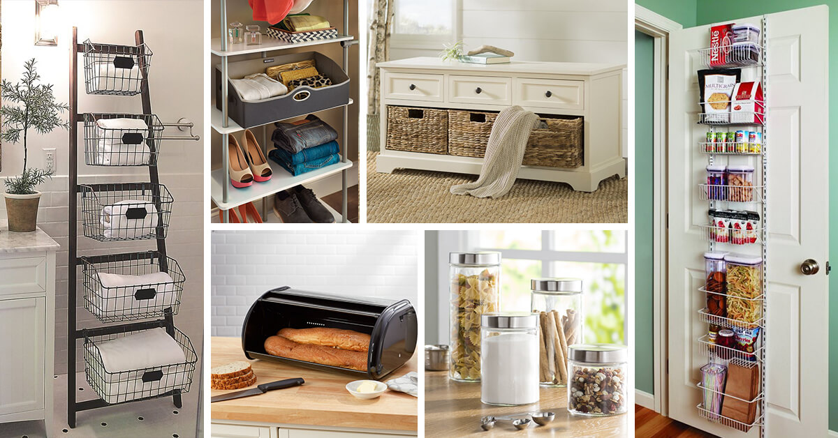 38 Best Organizing and Storage Items for 2021