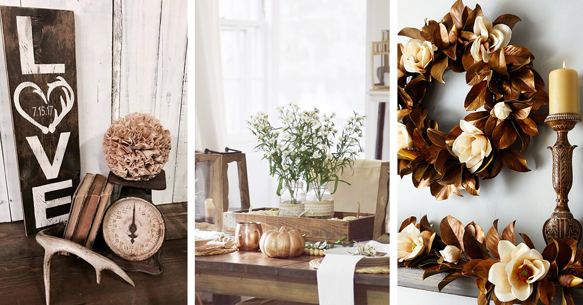 22 Best Warm Brown Home Design And Decor Ideas For 2019