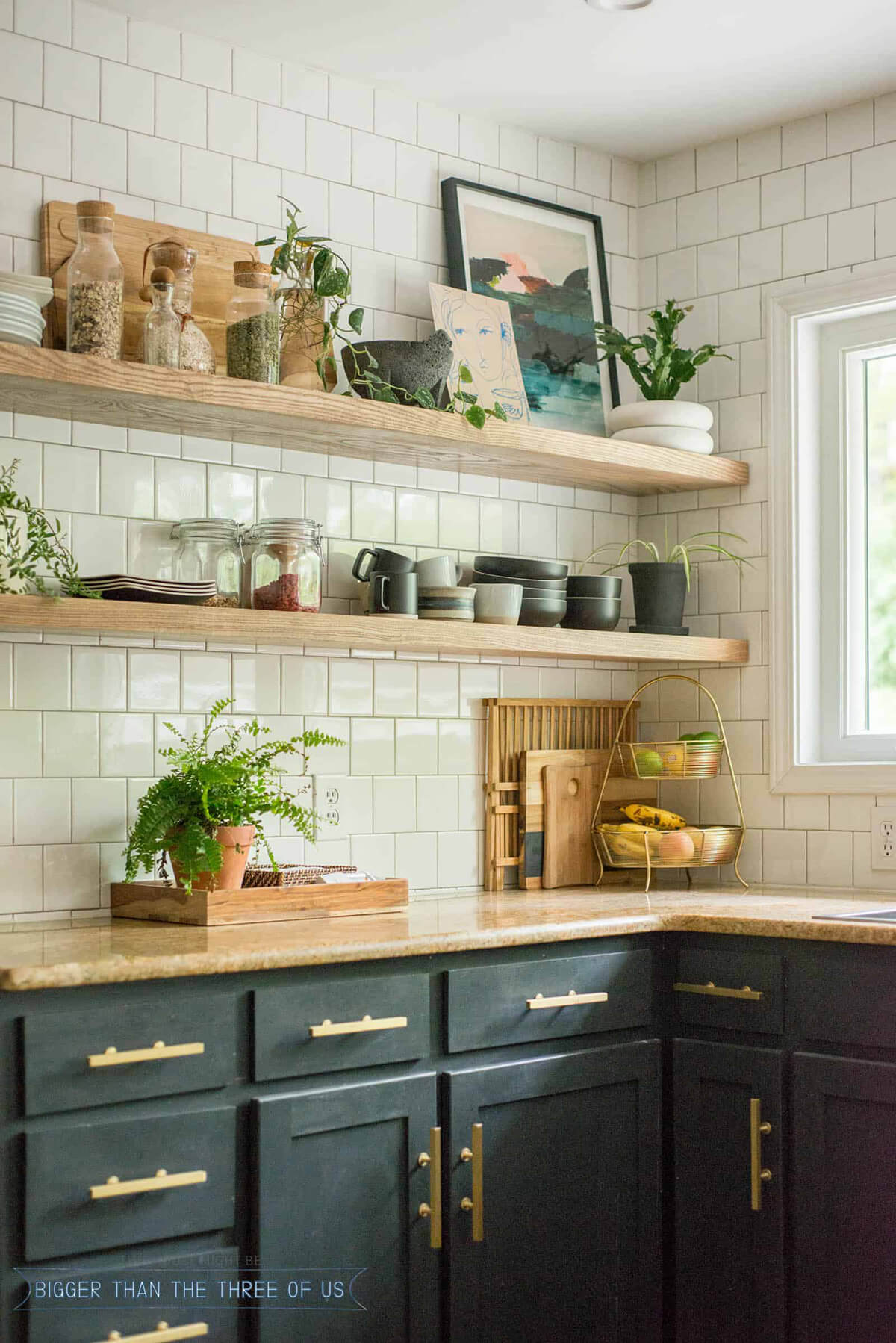 10 Best Open Kitchen Shelf Ideas and Designs for 10