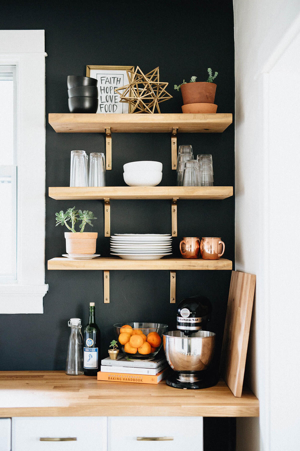 Fit Anywhere Short and Study Shelves