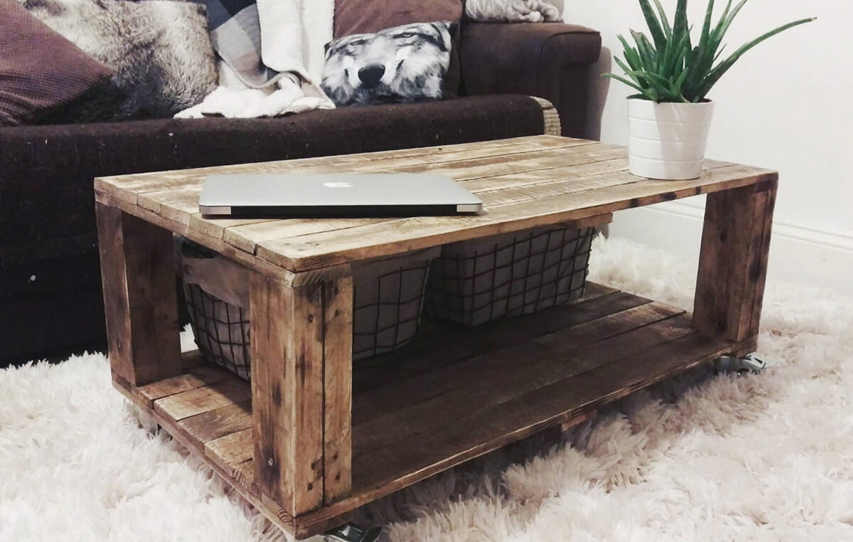 Picture of: 36 Best Coffee Table Ideas And Designs For 2020