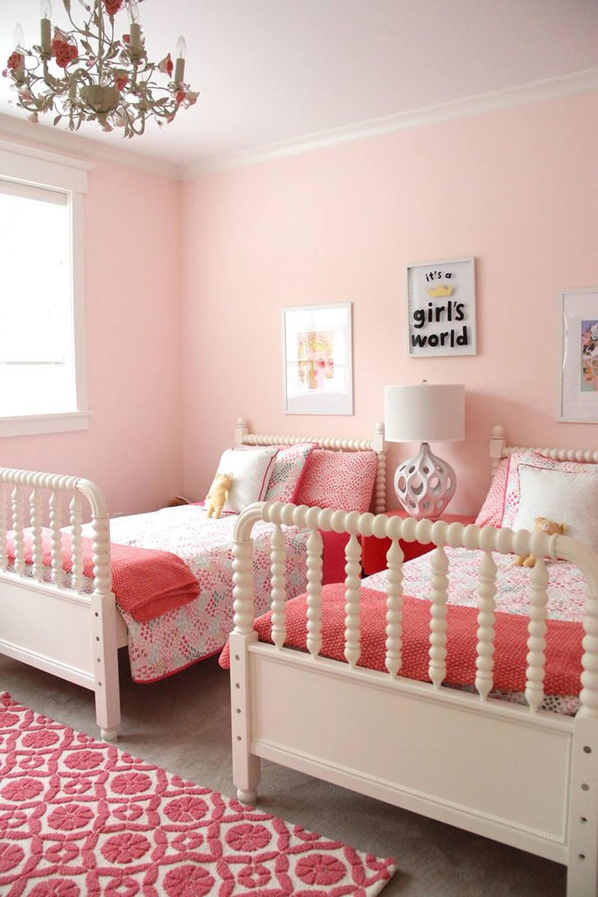 Fun Girl's World All in Pink