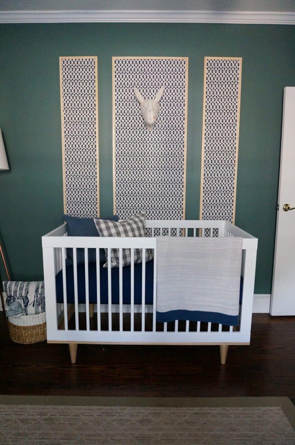 Green with Envy Nursery Design