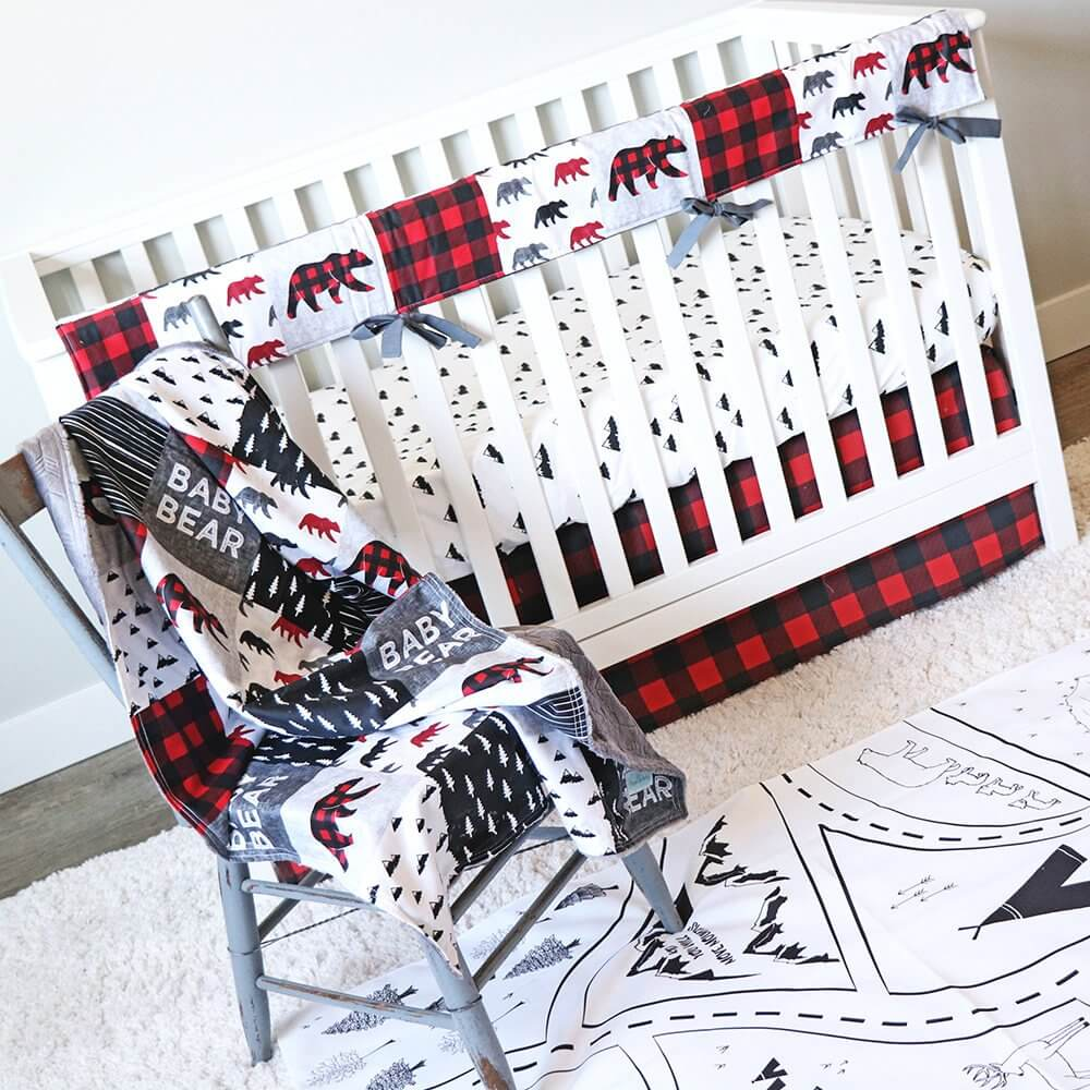 Best Bedding for your Baby Bear