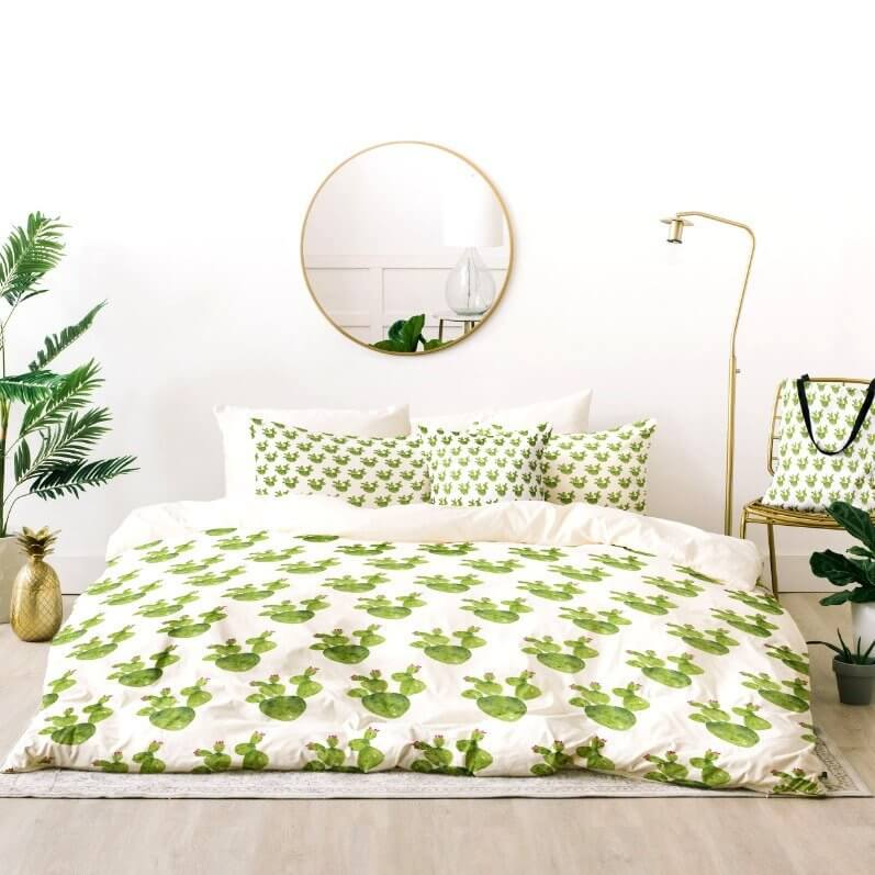 Trendy Crazy Cool Cactus Bed Set