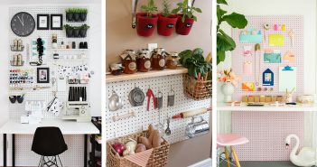 DIY Pegboard Designs
