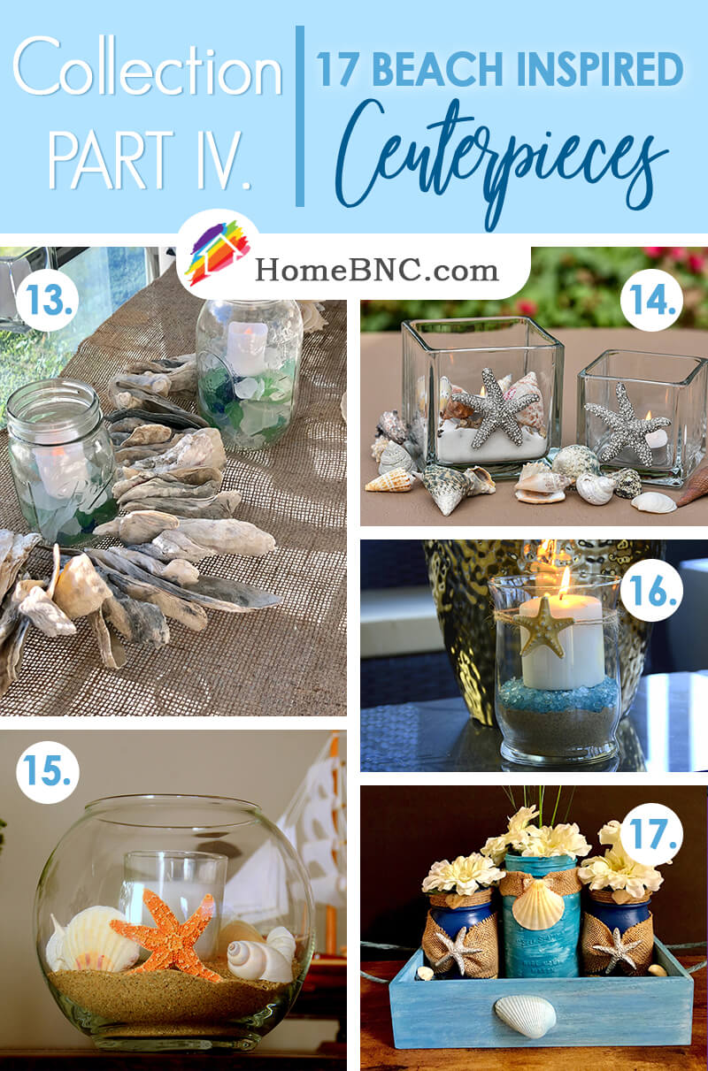Beach Themed Centerpiece Ideas Part 4