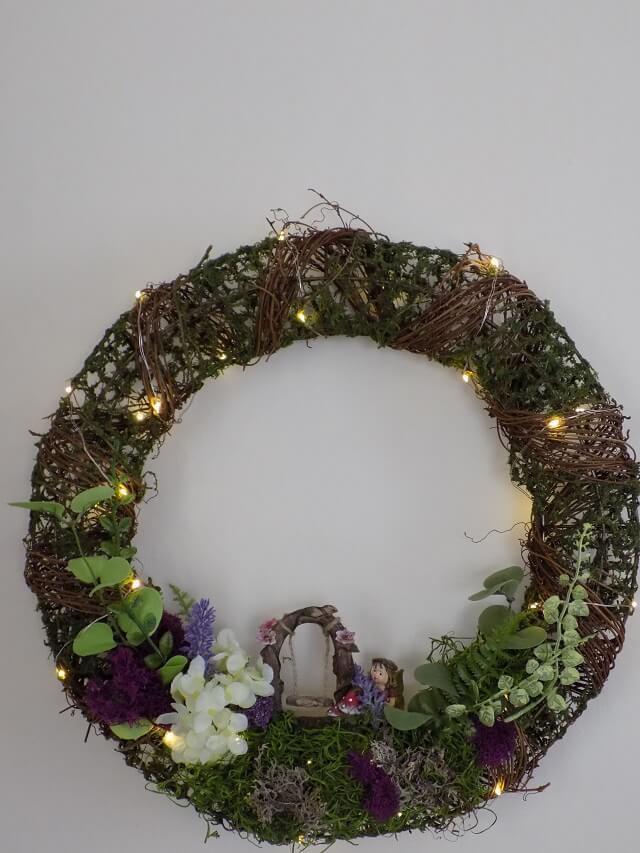 A Fairy Ring Inside A Ring