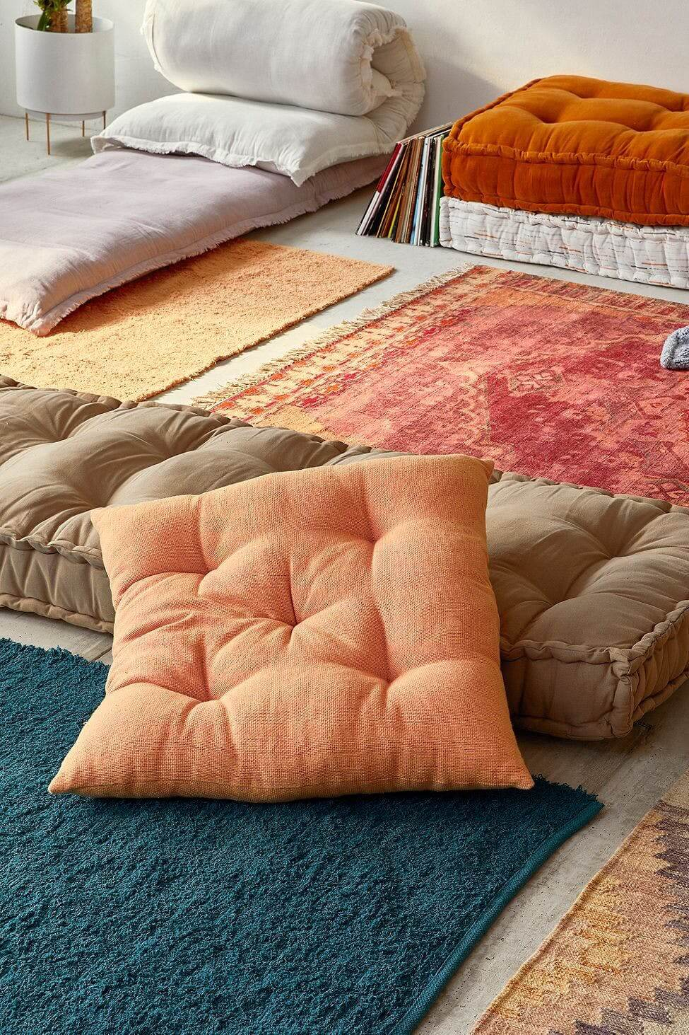 All the Soft Pillows