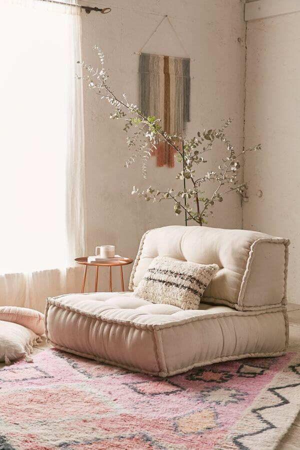 Comfy Chair with a Beautiful Tree