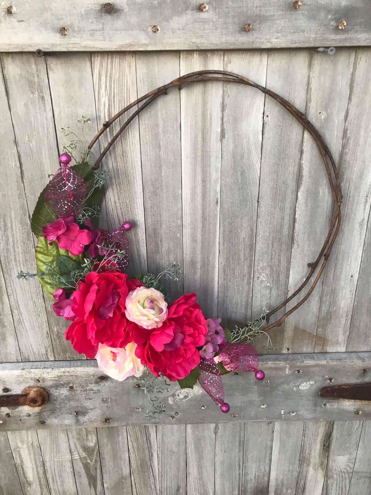 Basic Rose Elegant, Minimalist Circlet