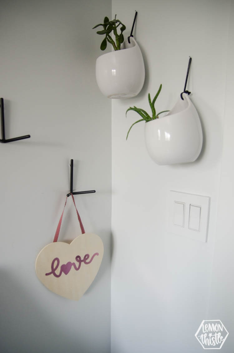 Natural Hanging Signs