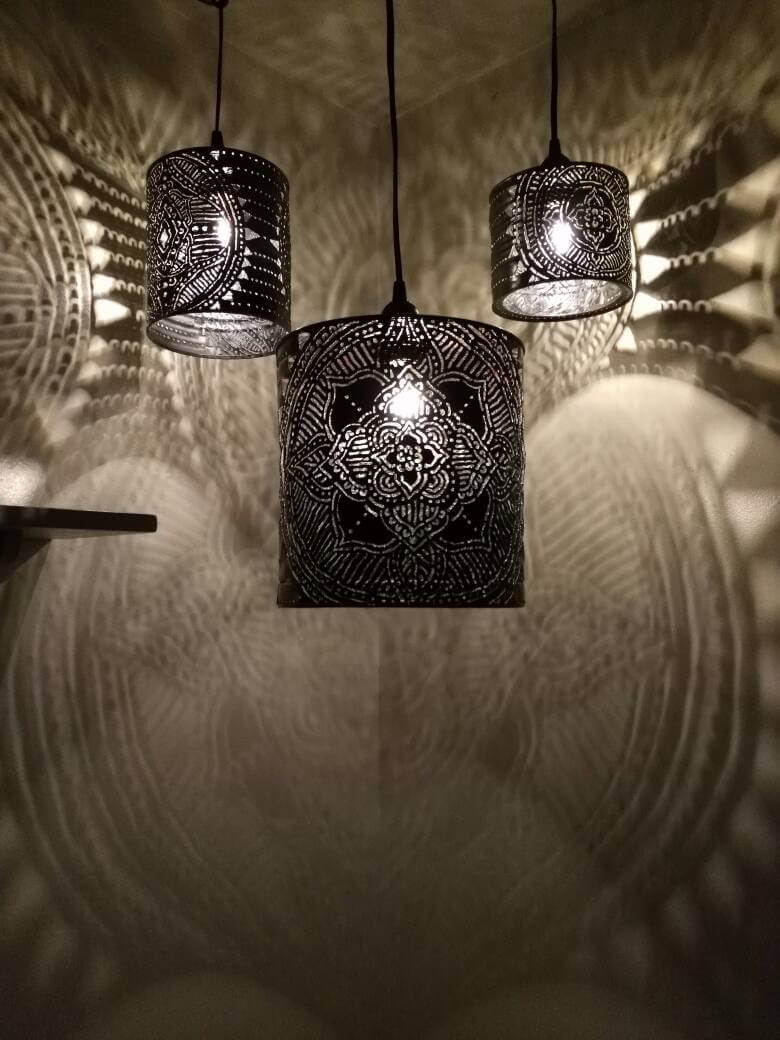 Hanging Beautiful and Decorative Lamps