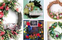 Fairy Garden Wreaths