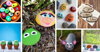 Ideas with Painted Rocks