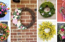 Spring Wreath Designs