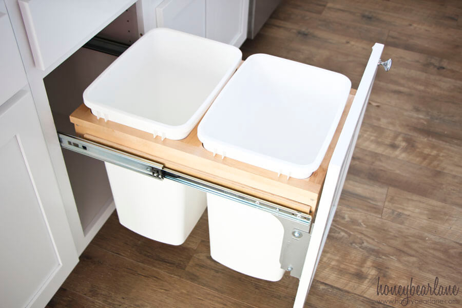 Creating a Functional Kitchen Space with Hidden Storage