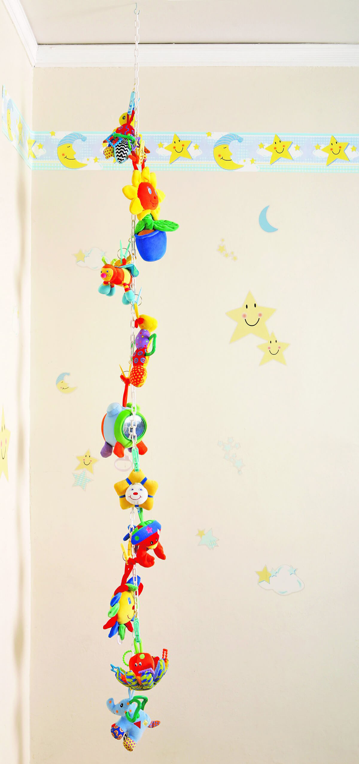 Simple Hanging Toy Chain