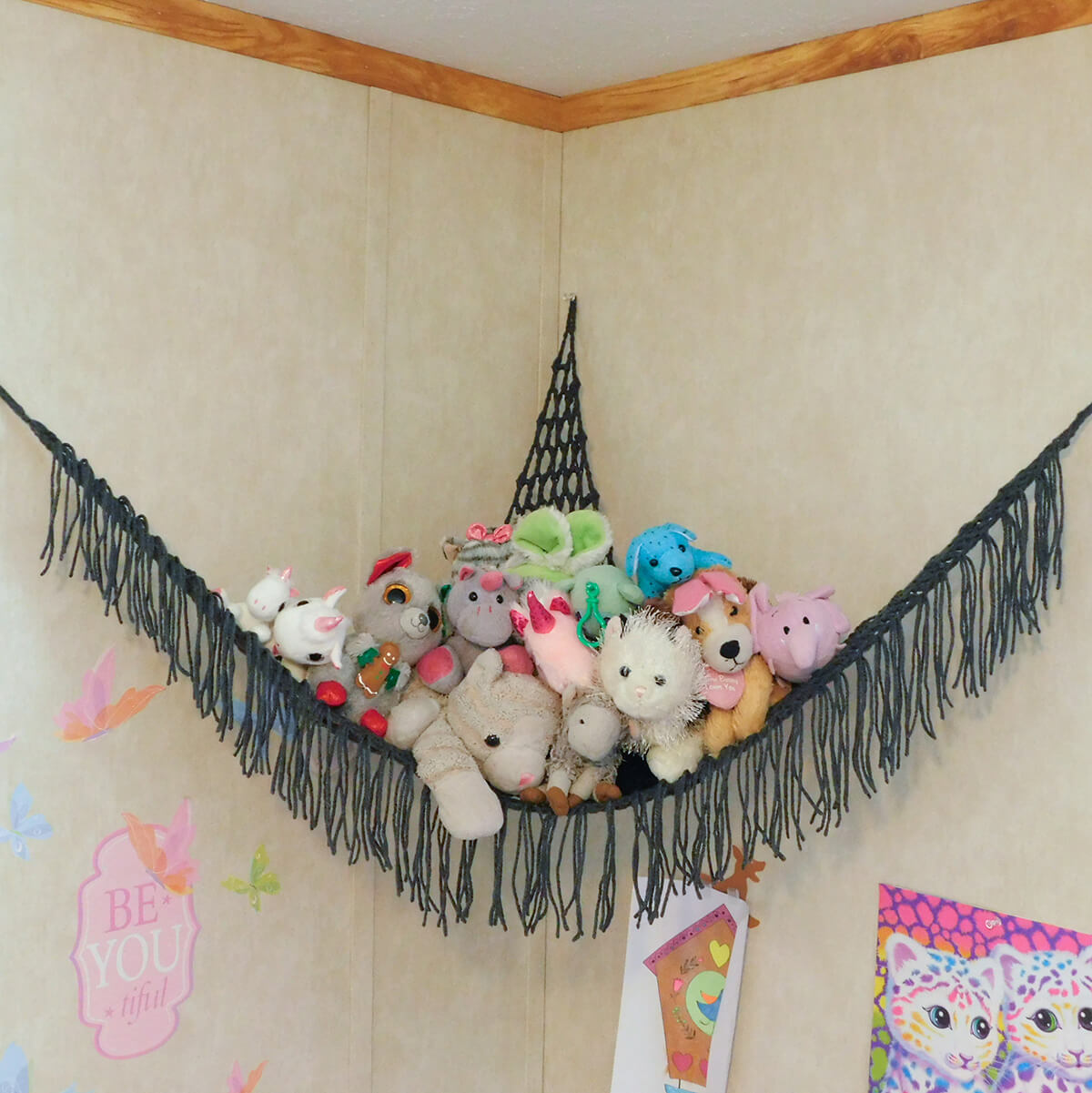 Happy Hanging Menagerie
