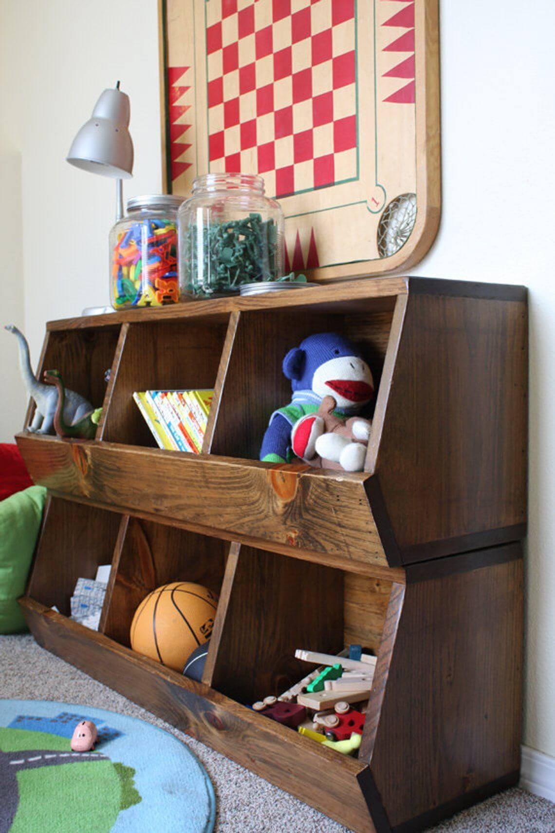 30+ best toy storage ideas and designs for 2019