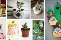 Cute Planter Designs
