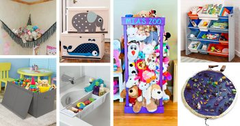 Toy Storage and Organizing Ideas