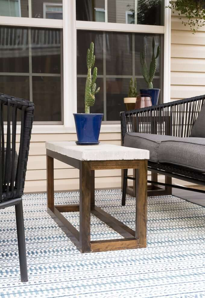 14 Best Diy Patio Furniture Ideas And Designs For 2020
